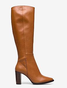 Long Boots 7793 - langskaftede - cognac 456 calf 85