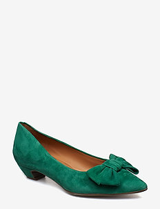SHOES 8029 - GREEN VERDECA SUEDE 54