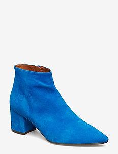 BOOTS 8099 - BLUE MEDITERRANEO SUEDE 511