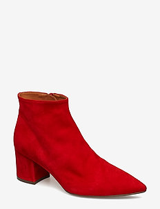 BOOTS 8099 - SUMMER RED 1577 SUEDE 57