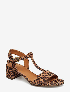 SANDALS 8103 - LEOPARDO SUEDE 542