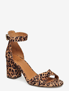 SANDALS 8122 - LEOPARDO SUEDE 542