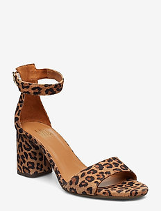 SANDALS 8123 - LEOPARDO SUEDE 542