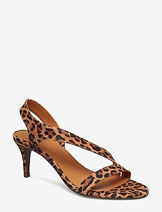 SANDALS 8150 - LEOPARDO SUEDE 542