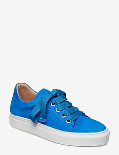 SHOES - BLUE MEDITERRANIAN SUEDE 511