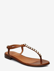 SHOES 8623 - COGNAC TOSTADO NAPPA/GOLD 762