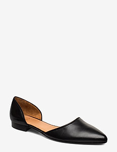 Shoes 8660 - ballerinas - black nappa 70