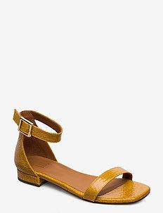 SANDALS 8715 - flate sandaler - papaya yango 16