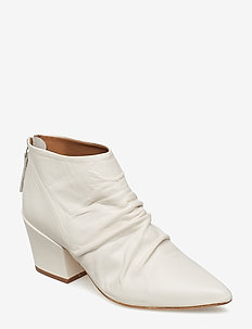 BOOTS 8740 - OFF WHITE NAPPA 733
