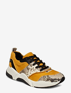 Sport 8840 - chunky sneakers - off wh.snake/saffran/black 356