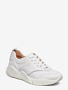 Sport 8840 - chunky sneakers - white nappa 73