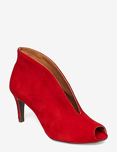 BOOTS - SUMMER RED 1577 SUEDE 557