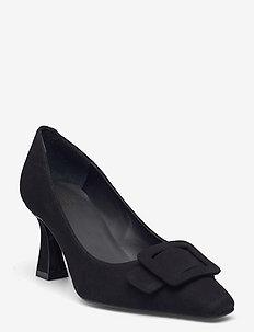 Pumps A1042 - escarpins classiques - black suede 50