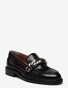 Shoes A1215 - loafers - black baby buffalo 60