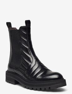 Boots - chelsea boots - black calf 80