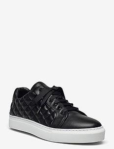 Sport A4848 - sneakers med lav ankel - black nappa 70