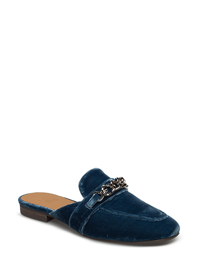 SHOES - NIAGARA BLUE VELVET 912
