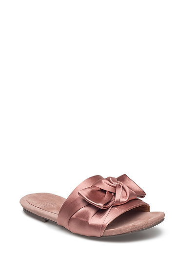 SANDALS - OLD ROSE 29 SATIN