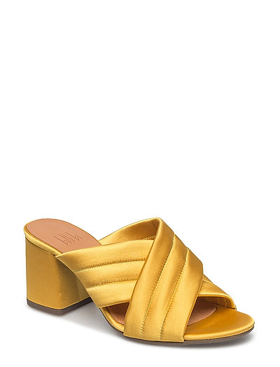 SANDALS - SUNFLOWER 18 SATIN 96