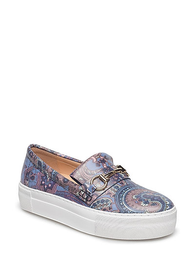 SHOES - BLUE PAISLEY 61
