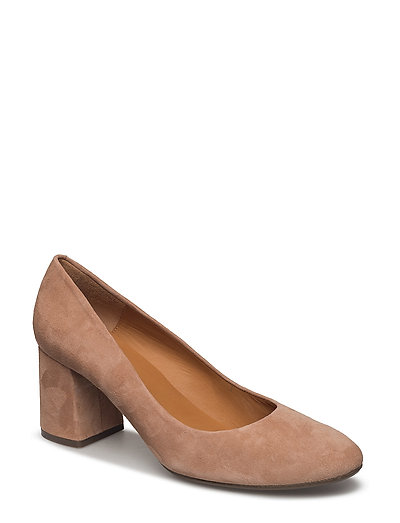 PUMPS - TWINE SUEDE 589