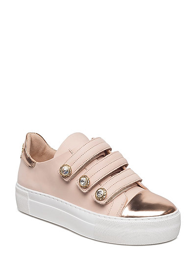 SHOES - ROSE METAL/ROSITA NUBUCK 248