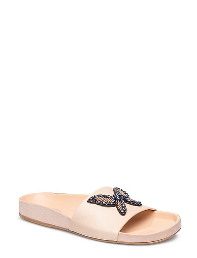 SANDALS - NUDE 2253 NUBUCK 48