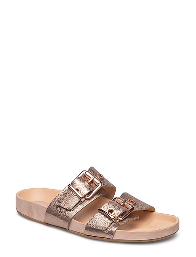 SANDALS - CANELLA RIO METAL/ROSE GOLD 82