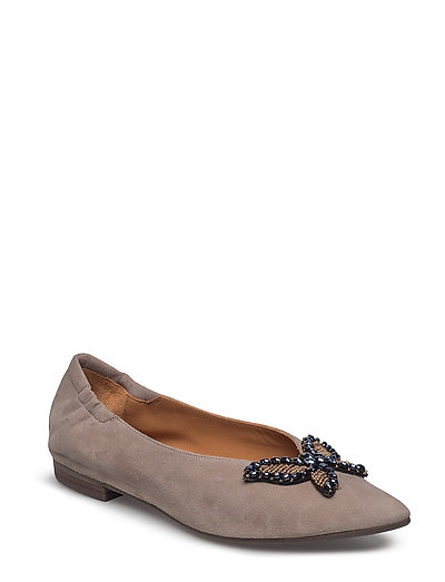 SHOES - ROMA 124 SUEDE 57
