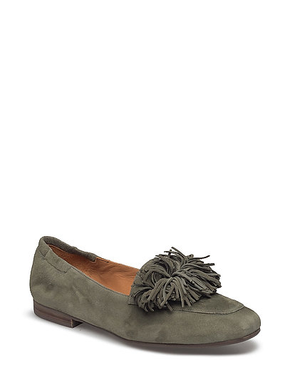 SHOES - GREEN 1808 SUEDE 55