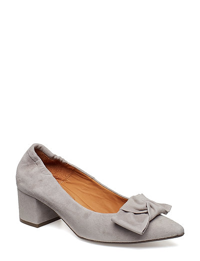 PUMPS - LIGHT GREY 335 SUEDE 533