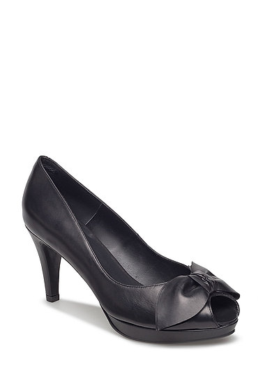 PUMPS - BLACK CALF 70