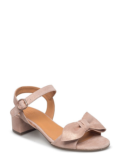 SANDALS - ROSE BLUSH METAL 289
