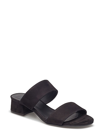 SANDALS - BLACK NUBUCK 40