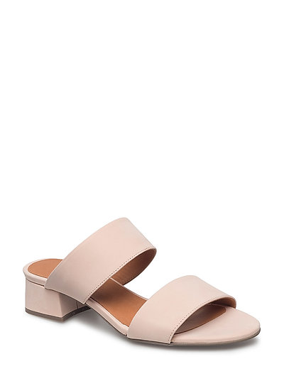 SANDALS - ROSE NUBUCK 48