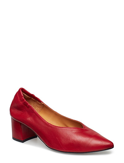 PUMPS - RED 6033 TEQUILA 19
