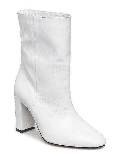 BOOTS - WHITE NAPPA 73