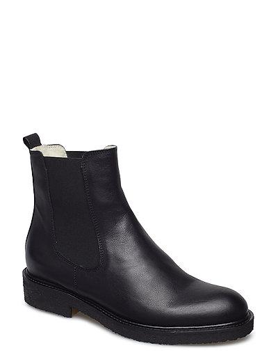 BOOTS - BLACK TEX NUBUCK 900