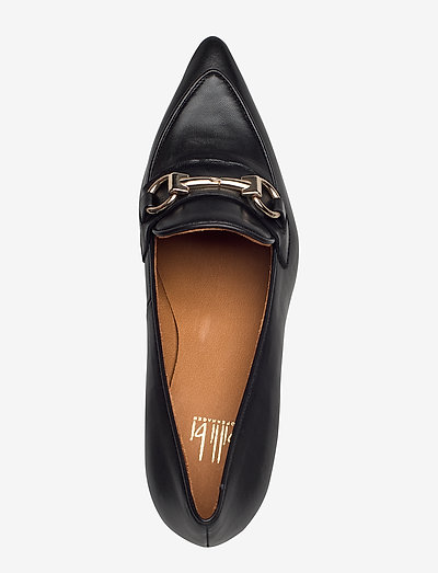 Billi Bi Pumps 13327- Buty Na Obcasie Black Nappa/gold 702