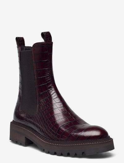 Boots - chelsea støvler - t.moro croco 16 i1