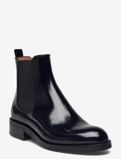 Boots - chelsea støvler - black polido 900