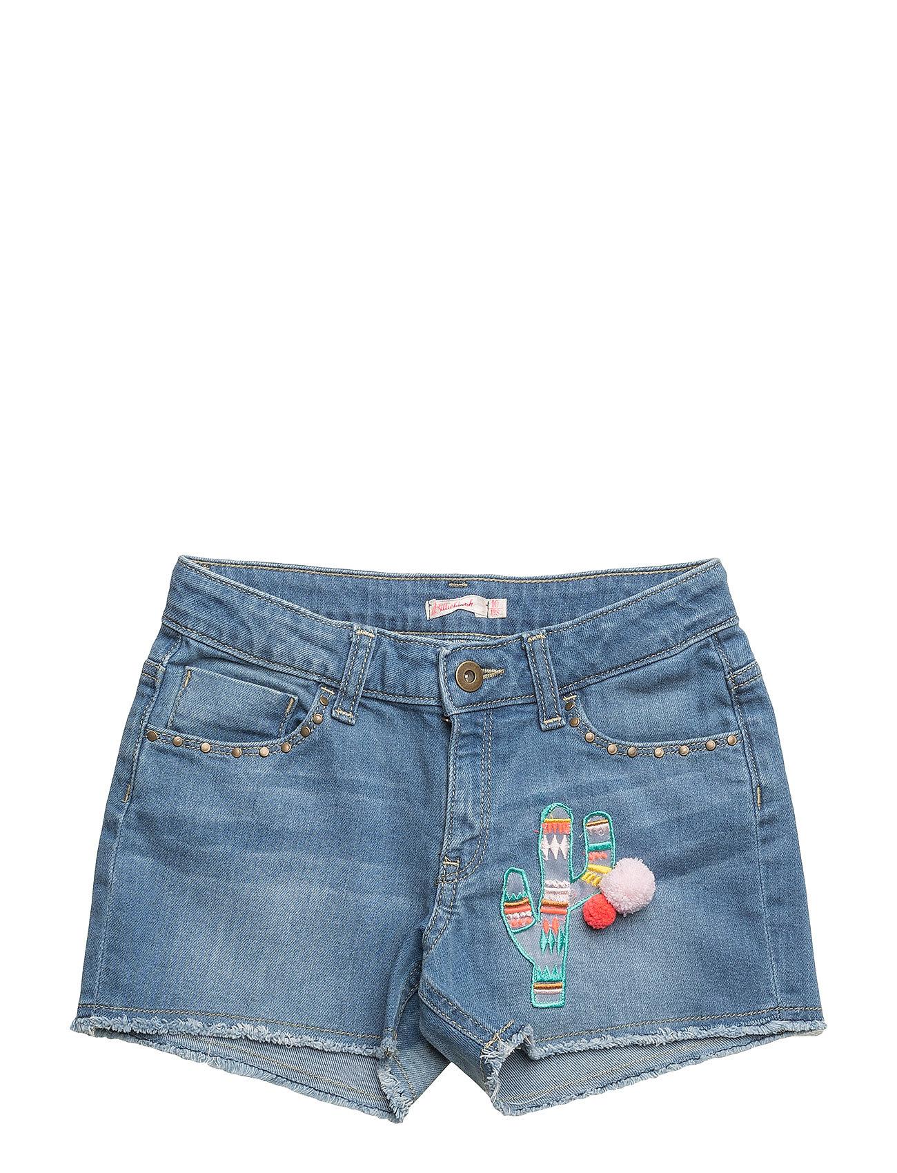 Denim Shorts - Billieblush