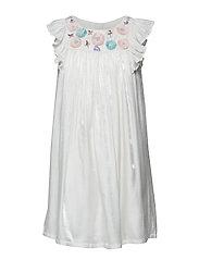 CEREMONY DRESS - IVORY