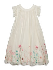 CEREMONY DRESS - IVORY