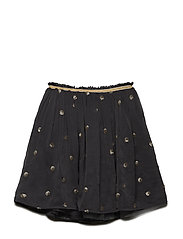 CEREMONIE SKIRT - DARK GREY