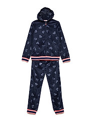 TRACK SUIT - NAVY
