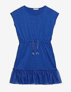 DRESS - BLUE
