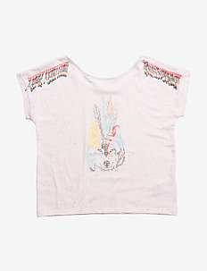 T-SHIRT - short-sleeved - pink  pale
