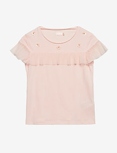 T-SHIRT - WASHED PINK
