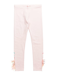 TROUSERS - PINK  PALE